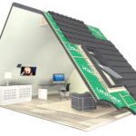 Dakisolatie Kingspan Unidek | dakplaten | EPS | DakIsolatie | Aero Comfort zolder