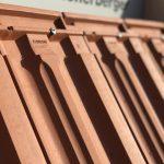 Mundimat dakmaterialen   vlakke mulden   natuurrood   Standard Mulden dakpannen   gevelpannen   nokpannen   vorsten