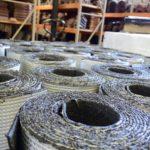 Mundimat - dakrol - platdakmaterialen - copperfix - bitumen
