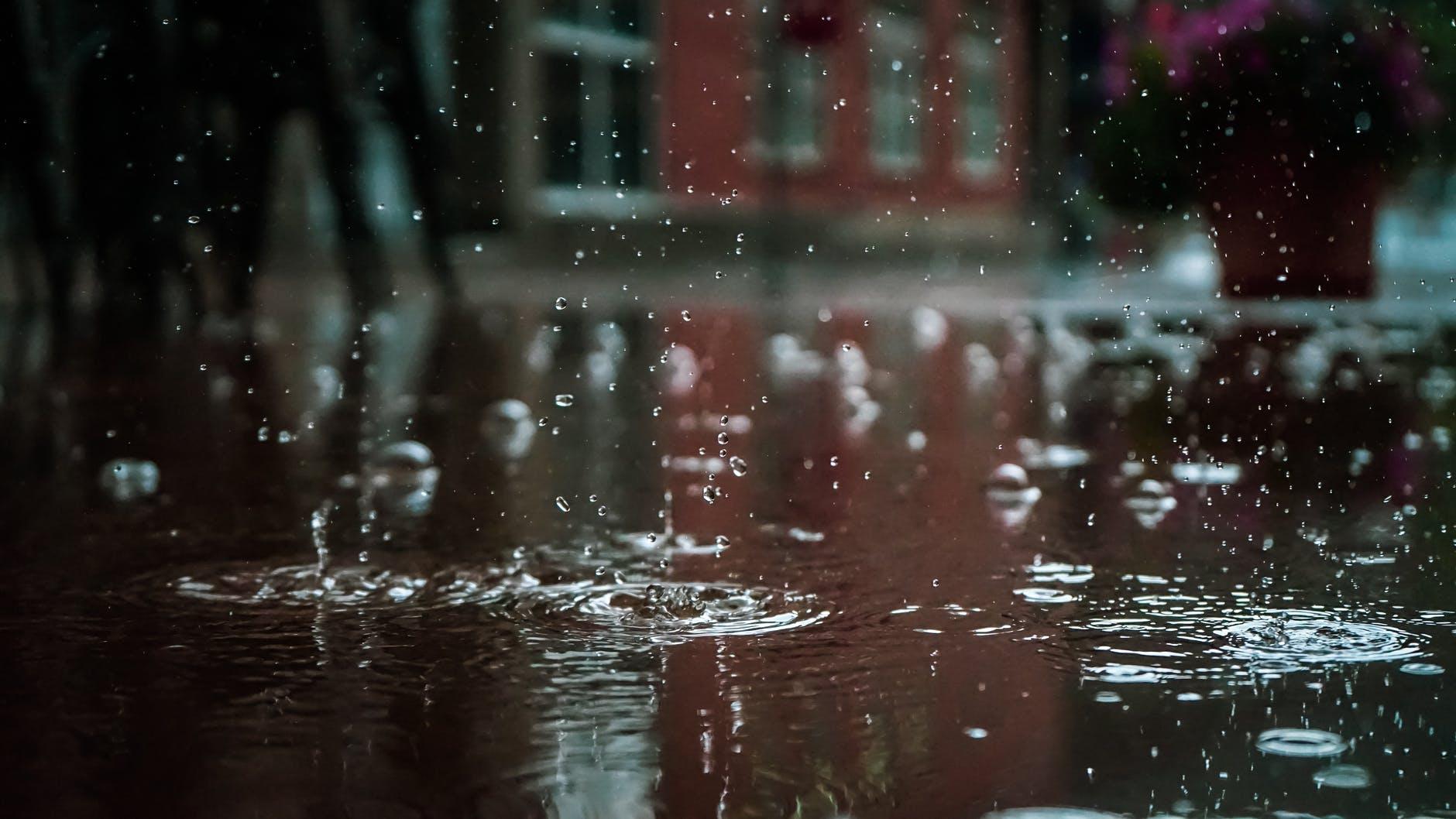 afkoppelen van regenwater